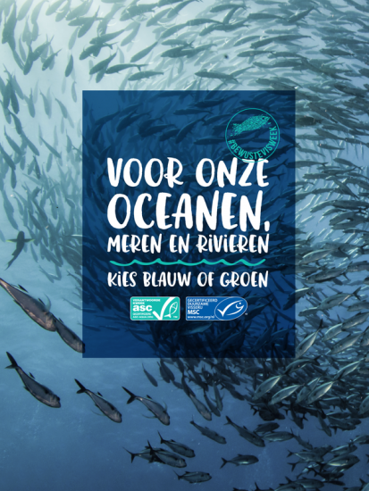 Anova supports the Dutch and Belgium Responsible Fish week
